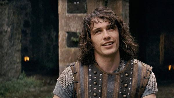 James Franco as Fabious in a scene from the 2011  film, Your Highness. - Provided courtesy of Universal Pictures