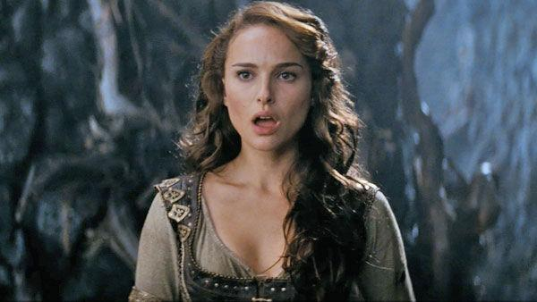 Natalie Portman as 'Isabel' in a scene from the 2011