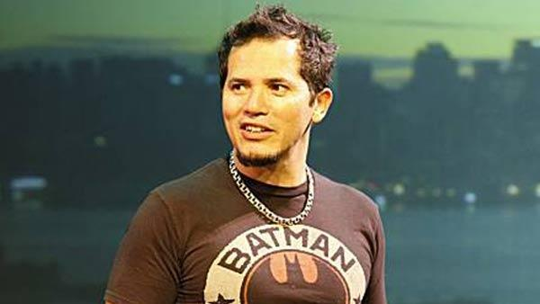 John Leguizamo appears in rehearsals for Ghetto Klown in this photo posted on the shows official Facebook page on Sept. 29, 2010. - Provided courtesy of facebook.com/GhettoKlown