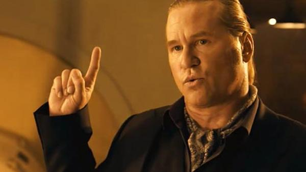 Val Kilmer appears in a scene from the 2010 comedy film, MacGruber. - Provided courtesy of Michaels-Goldwyn / Relativity Media