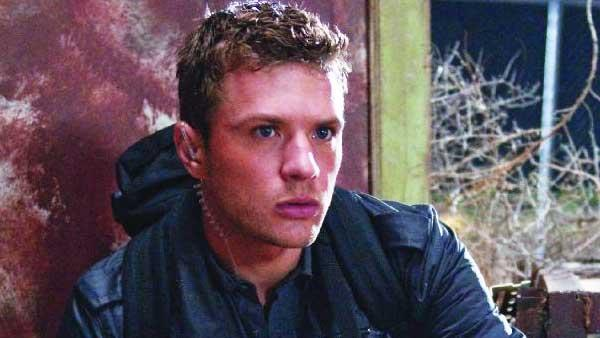 Ryan Phillippe in a producion still for the 2010 movie MacGruber. - Provided courtesy of Greg Peters/Rogue Pictures