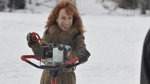 Kathy Griffin appears in a still from her TV show, Kathy Griffin: My Life on the D-List. - Provided courtesy of Bravo/Matt Hage
