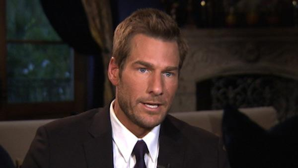 Brad Womack of The Bachelor speaks to ABC in a promotional interview for season 15 of the show, which premieres Jan. 3, 2011. - Provided courtesy of ABC