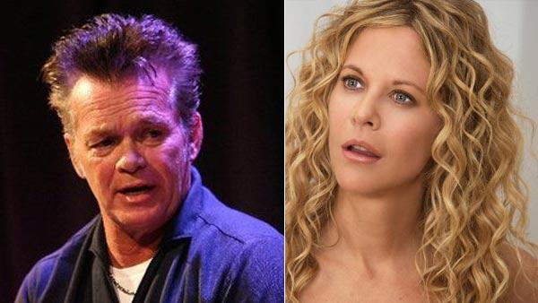 John Mellencamp is pictured at a public seminar at the Grammy Museum on Tuesday, August 17, 2010. / Meg Ryan appears in a scene from the movie The Women in 2008. - Provided courtesy of Grammy Museums Facebook page / Picturehouse Entertainment / New Line Cinema