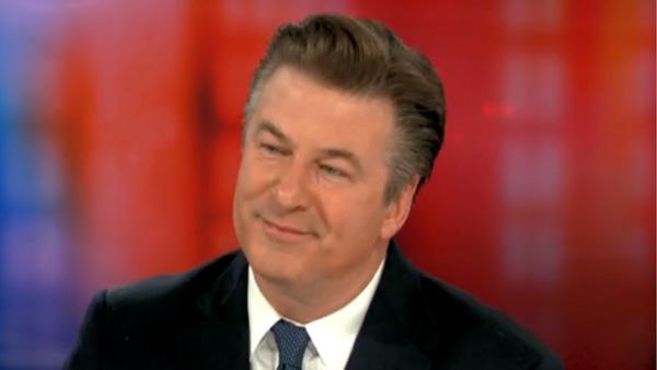 Alec Baldwin in a January 2011 interview with Eliot Spitzer on CNN. - Provided courtesy of CNN