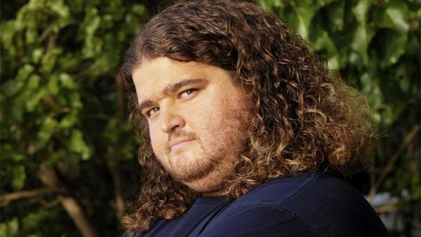 Jorge Garcia, who plays Hurley, appears in a promotional 2010 photo for LOST. - Provided courtesy of ABC