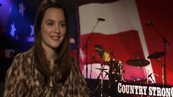 Leighton Meester discovers country music love