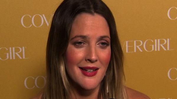 Drew Barrymore: There's nothing fake about me