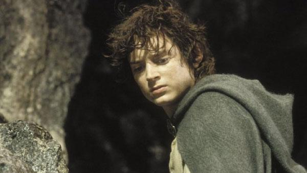 elijah wood frodo baggins. Elijah Wood as Frodo Baggins