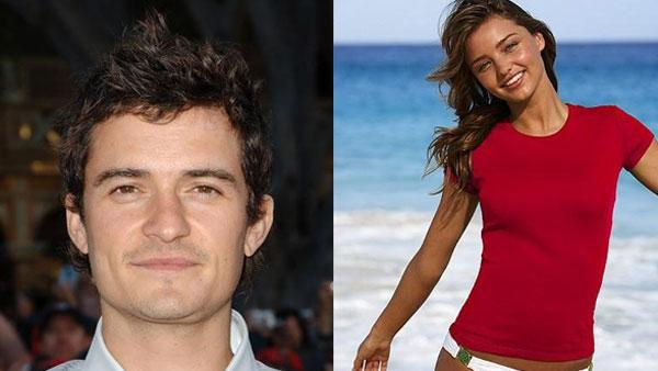 Orlando Bloom and Miranda Bloom welcome son - Provided courtesy of KABC / Orlando Bloom Facebook/Miranda Kerr Facebook