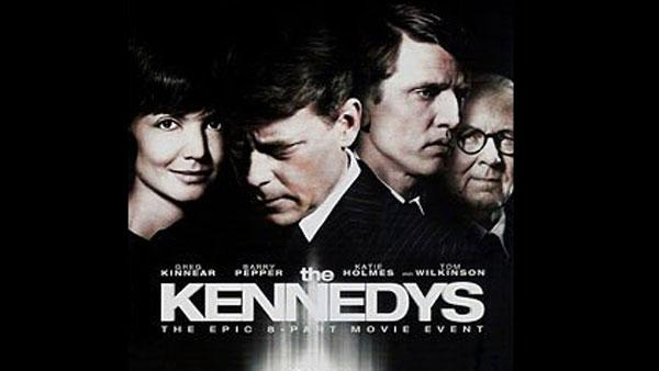 Katie Holmes History Channel mini-series The Kennedys canceled - Provided courtesy of KABC / History Channel