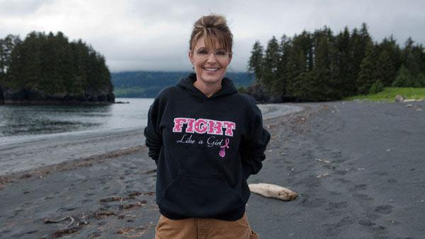 Sarah Palins TLC show Sarah Palins Alaska has not been renewed for a second season, according to reports - Provided courtesy of KABC / TLC/Gilles Mingasson