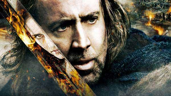 Promotional photo of Nicolas Cage for Season of the Witch - Provided courtesy of Season of the Witch official website, seasonofthewitchmovie.com
