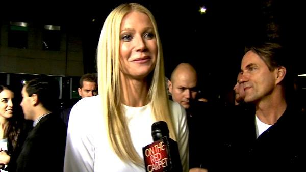 Gwyneth Paltrow talks to OnTheRedCarpet.com at the Hollywood premiere of Country Strong - Provided courtesy of KABC