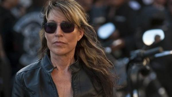Katey Sagal appears in a scene from the FX series Sons of Anarchy. - Provided courtesy of FX