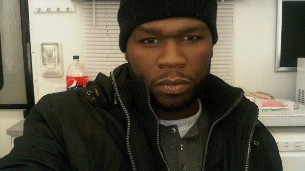 50 Cent in a photo from his official Twitter account posted in late 2010. - Provided courtesy of Twitter.com/50cent