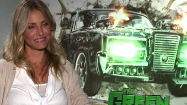 Cameron Diaz to direct movies?