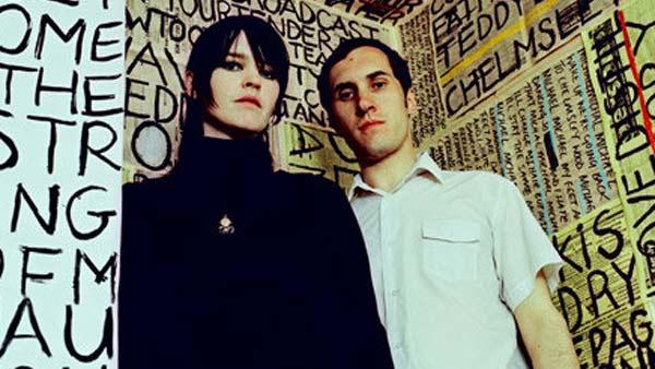 Trish Keenan of the electronic group Broadcast died on Jan. 14, 2011 of complications from pneumonia. (Pictured: Trish Keenan and James Cargill of Broadcast appear in a photo posted on the group's Facebook page on Sept. 14, 2009.)