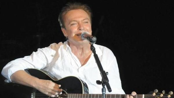 Singer and actors David Cassidy of 'The Partridge Family' is one of the 2011 contestants of Donald Trump's reality show 'Celebrity Apprentice.' (David Cassidy appears in an undated 2010 photo on his MySpace page.)
