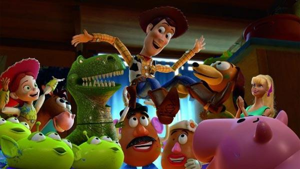 A scene from Toy Story 3. - Provided courtesy of Walt Disney Pictures / Pixar