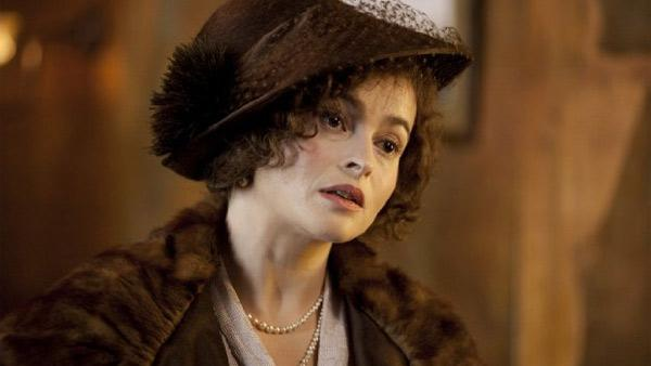 Helena Bonham Carter in a scene from the 2010 movie The Kings Speech. - Provided courtesy of The Weinstein Company