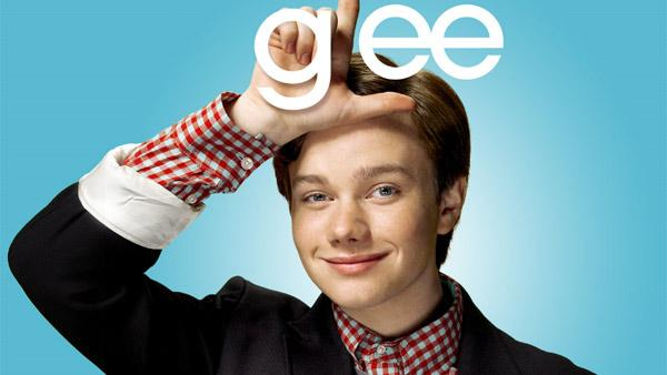 Chris Colfer appears in a promotional photo for the series Glee. - Provided courtesy of FOX