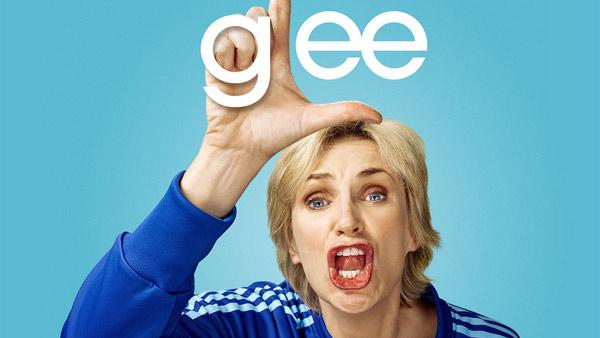 Jane Lynch appears in a promotional photo for the series Glee. - Provided courtesy of FOX