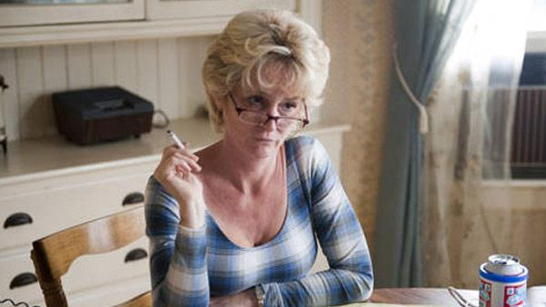 Melissa Leo in a scene from the 2010 movie The Fighter. - Provided courtesy of Paramount / Fighter LLC