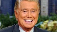 Regis Philbin appears in a promotional photo for LIVE! With Regis and Kelly. - Provided courtesy of ABC