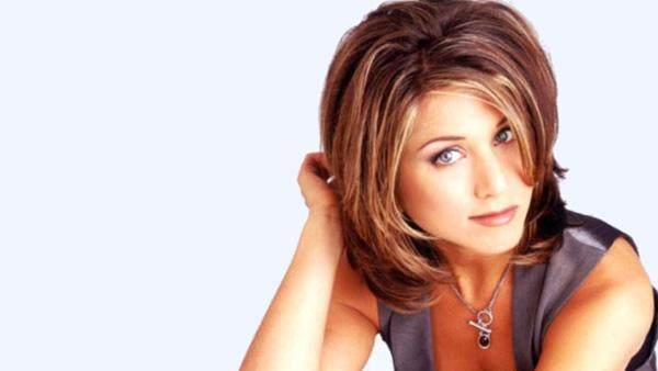 Jennifer Aniston appears in a promotional photo for the series Friends. - Provided courtesy of NBC
