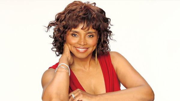 Debbi Morgan appears in a 2010 promotional photo for the ABC soap opera All My Children. - Provided courtesy of ABC