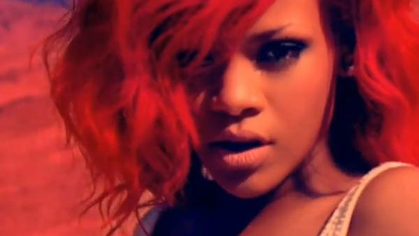 Rihanna appears in the music video Only Girl In the World. (Photo courtesy of Def Jam) - Provided courtesy of Def Jam