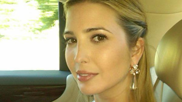 Ivanka Trump appears in this July 1, 2010 photo posted on her Facebook page. - Provided courtesy of facebook.com/IvankaTrump