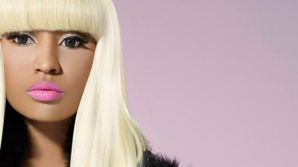 Promotional photograph of Nicki Minaj from her official website, MyPinkFriday.com. - Provided courtesy of Photo courtesy of Nicki Minajs official website, MyPinkFriday.com.