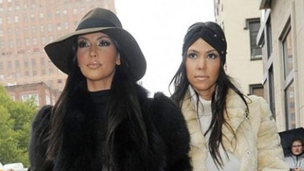 Kim and Kourtney Kardashian film Kourtney and Kim Take New York. - Provided courtesy of  Bunim/Murray Productions/ Ryan Seacrest Productions / Comcast Entertainment Group