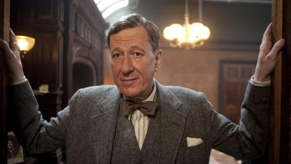 Geoffrey Rush appears in a scene from the 2010 movie 'The King's Speech.'