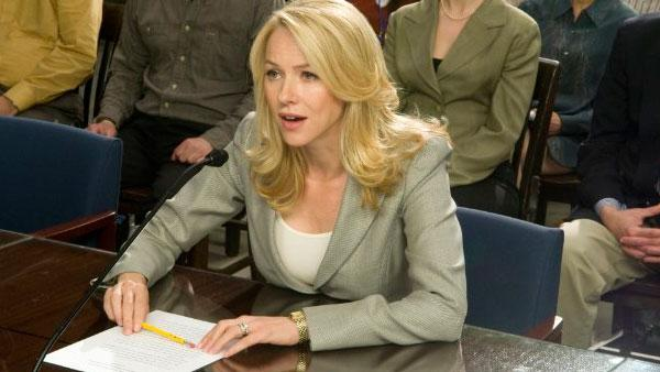 Naomi Watts as Valerie Plame in a scene from the 2010 film Fair Game. - Provided courtesy of River Road Entertainment