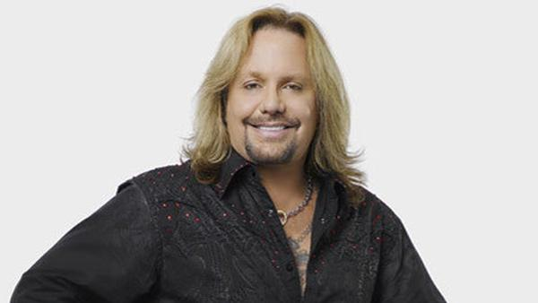 Vince Neil appears in a promotional photo for the ABC reality show Skating With the Stars. - Provided courtesy of ABC