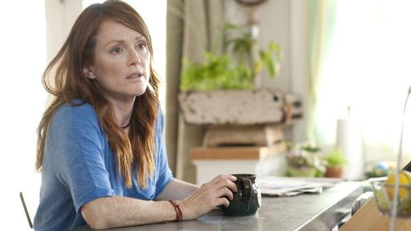 Julianne Moore in a scene from the 2010 film The Kids Are All Right. - Provided courtesy of Focus Features