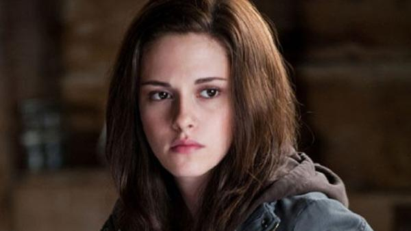 Kristen Stewart as Bella Swan in a scene from the 2010 film The Twilight Saga: Breaking Dawn. - Provided courtesy of Summit Entertainment