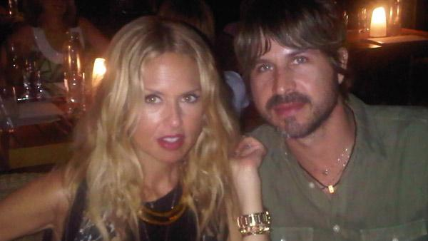 Rachel Zoe and Roger Berman in a photo posted on Rachels website, RachelZoe.com, dated December 29, 2010. - Provided courtesy of Photo courtesy of Rachel Zoes official website, RachelZoe.com