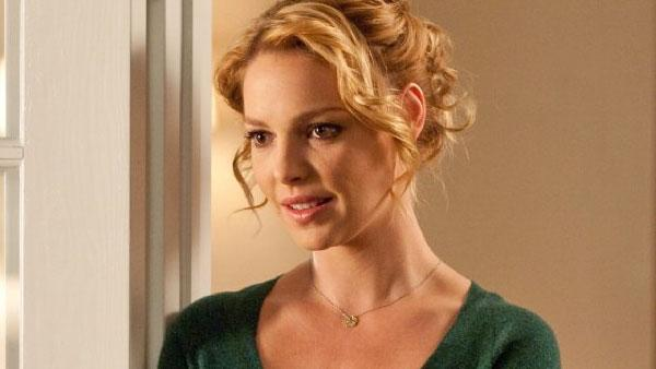 Katherine Heigl in a scene from Life As We Know It - Provided courtesy of Village Roadshow Pictures