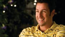 Adam Sandler appears in a scene from the 2009 movie Funny People. - Provided courtesy of Universal Pictures