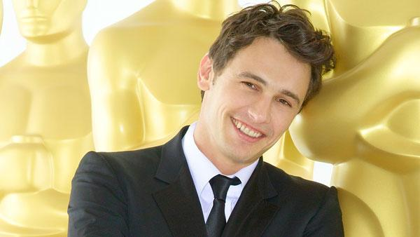 James Franco in a promotional photo for the 83rd Annual Academy Awards. - Provided courtesy of KABC / ABC