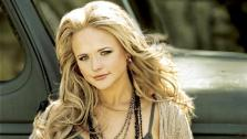 Miranda Lambert in an undated photo from her myspace page. - Provided courtesy of myspace.com/mirandalambert
