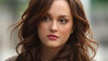 Leighton Meester appears in a scene from Gossip Girl. - Provided courtesy of CW Network