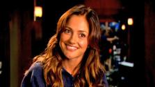 Minka Kelly appears in a 2011 interview for The Roomate, provided by Screen Gems. - Provided courtesy of Screen Gems