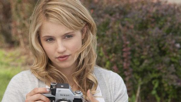 Dianna Agron appears in a still from I Am Number Four. - Provided courtesy of Dream Works/John Bramley
