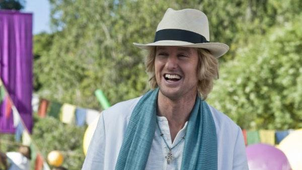 Owen Wilson appears in a scene from the 2010 movie 'Little Fockers.'