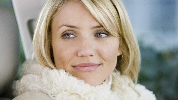 Cameron Diaz in a still from her 2006 film, The Holiday. - Provided courtesy of Columbia Pictures